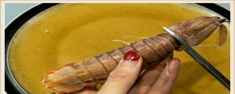 皮皮虾怎么剥